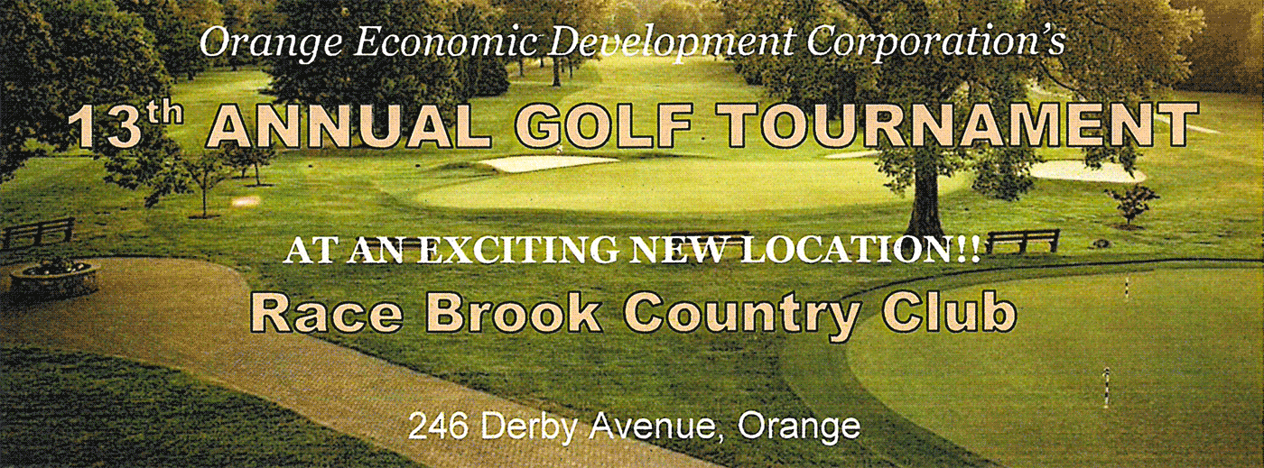 13th Annual Orange Economic Development Corporation Golf Tournament
