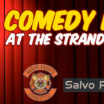Comedy Night at The Strand Theatre Seymour presented by the Raging Knights Battalion 2 and Salvo Productions